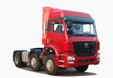 中国重汽ZZ4255M25C6C1牵引汽车