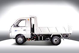 黑豹汽车1027系列自卸式运输车