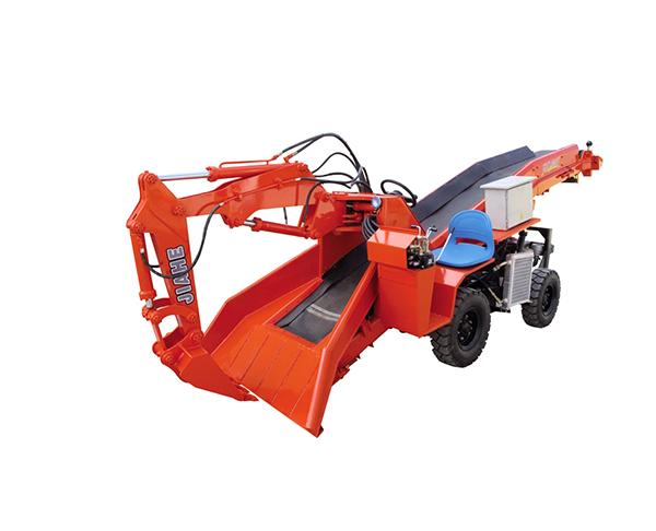 嘉和重工JHLTW60扒装机高清图 - 外观