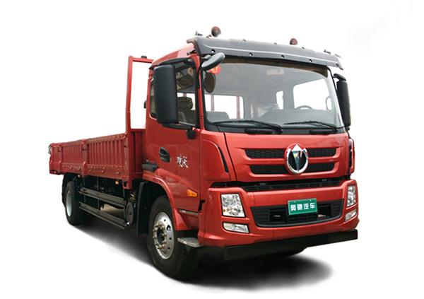 奥驰汽车奥驰D6微卡车高清图 - 外观
