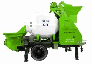 力诺义云系列Q3搅拌拖泵
