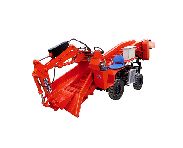 嘉和重工JHLTW60B扒渣机高清图 - 外观