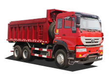 中国重汽ZZ5251ZLJN384GD1自卸式垃圾车
