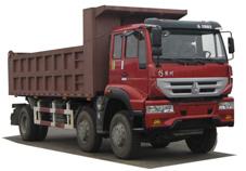 中国重汽ZZ3254G38C6C1S自卸汽车