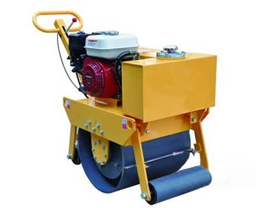 隆瑞机械LRY450手扶振动压路机