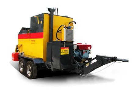 隆瑞机械LYLT06D热再生路面修补机