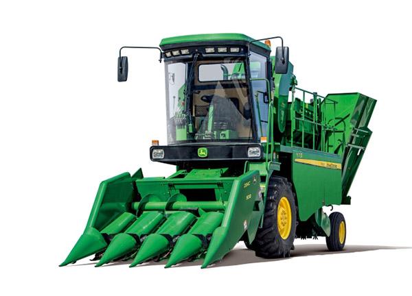 约翰迪尔农机Y115玉米果穗收割机高清图 - 外观