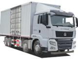 中国重汽ZZ5316XXYM386GD1载货车