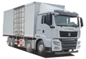 中国重汽ZZ5316XXYM386GD1载货车高清图 - 外观
