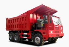 中国重汽ZZ5707S3842AJ矿山霸王自卸车