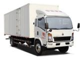 中国重汽ZZ5087XXYD3814D183厢式运货车