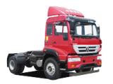 中国重汽ZZ4181N361GD1Z集装箱半挂牵引车