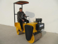 峰源机械FY—1500小型压路机高清图 - 外观
