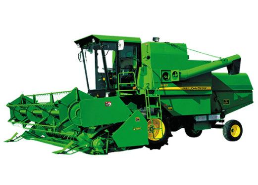 约翰迪尔农机W80谷物联合收割机