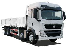 中国重汽载货车