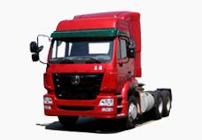 中国重汽ZZ4255N3246C1牵引汽车