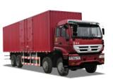 中国重汽ZZ5314XXYK46G6C1厢式运输车