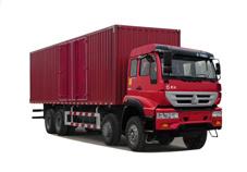 中国重汽ZZ5314XXYK3866C1厢式运输车