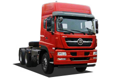 中国重汽ZZ4253N324GD1牵引车