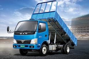 奥驰汽车奥驰X2运输型自卸车
