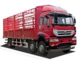 中国重汽ZZ5251CCYK42CGD1仓栅式运输车