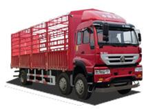 中国重汽ZZ5251CCYK42CGD1仓栅式运输车高清图 - 外观