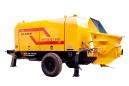 力诺HBT6013.90ES混凝土输送泵高清图 - 外观