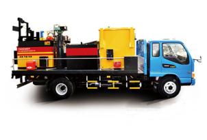 隆瑞机械LYL5110TXB沥青路面热再生修补车