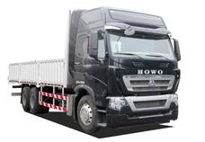 中国重汽ZZ1257N464MD1载货车高清图 - 外观
