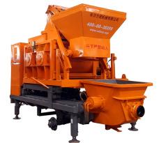 力诺QJBT-500ES变形金刚V8强制式搅拌车载泵
