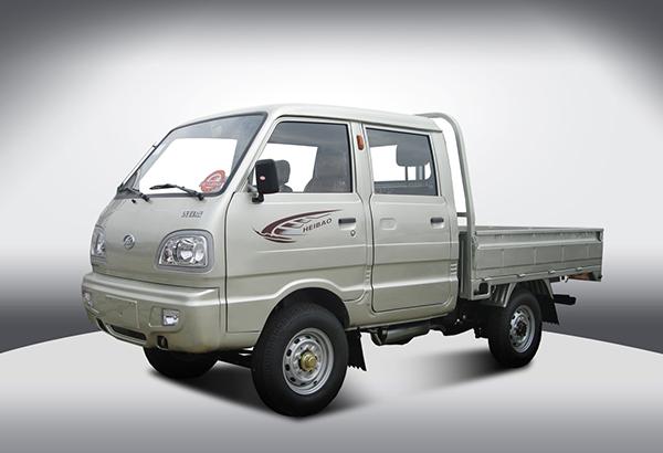 黑豹汽车1025系列普通载货汽车高清图 - 外观