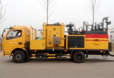 隆瑞机械LYL5080TXB沥青路面热再生修补车