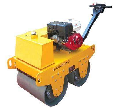 峰源机械FYYL-600S手扶式双钢轮振动压路机