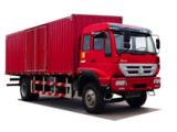 上海振中ZZ5164XXYG5616C1牵引汽车