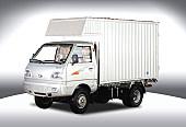 黑豹汽車1025系列廂式運輸車