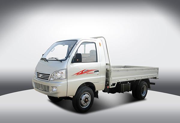 黑豹汽车1030系列普通载货汽车高清图 - 外观
