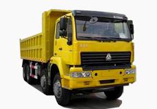 中国重汽ZZ3311M3861C1自卸汽车