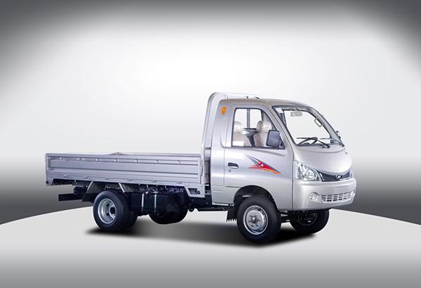 黑豹汽车1027汽油系列普通载货汽车高清图 - 外观