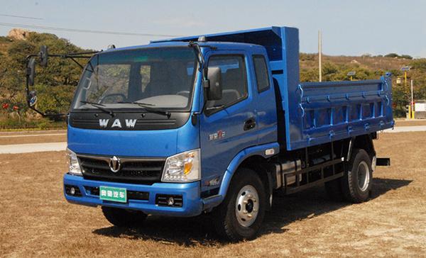 奧馳汽車奧馳T2工程型自卸車