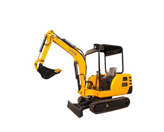 嘉和重工JH22履带式挖掘机高清图 - 外观