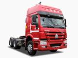 中国重汽ZZ4257N3247C1牵引车