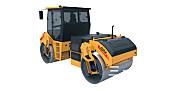 三一重工STR130-5H雙鋼輪壓路機