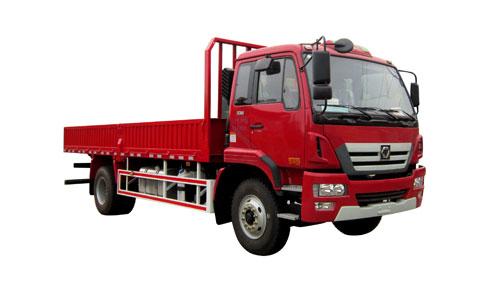 徐工NXG1160D4ZAL1载货车高清图 - 外观