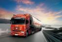 联合卡车6×4中长途运输牵引车高清图 - 外观