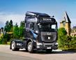 联合卡车4×2中长途运输牵引车高清图 - 外观