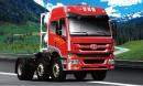 青岛解放新悍威LNG6×2牵引车(轻量化)高清图 - 外观