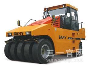 三一重工SPR200-5輪胎式壓路機高清圖 - 外觀