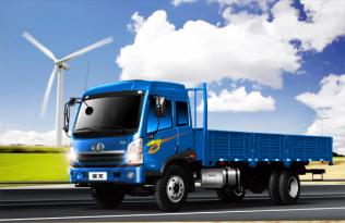 青岛解放赛龙标载型 载货车