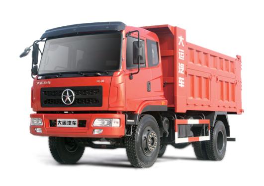 大运运驰CGC3042PV34E3自卸车