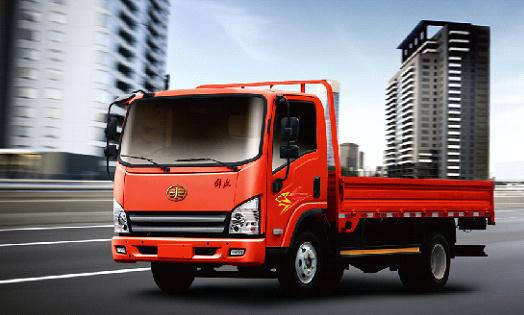 青岛解放虎V4×2载货车(经济版)